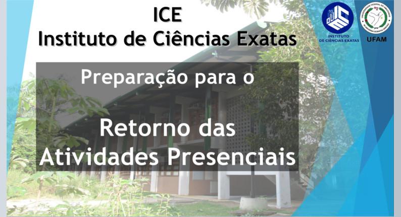 O ICE e Administração Superior em Preparativos para Retorno das Atividades Presenciais